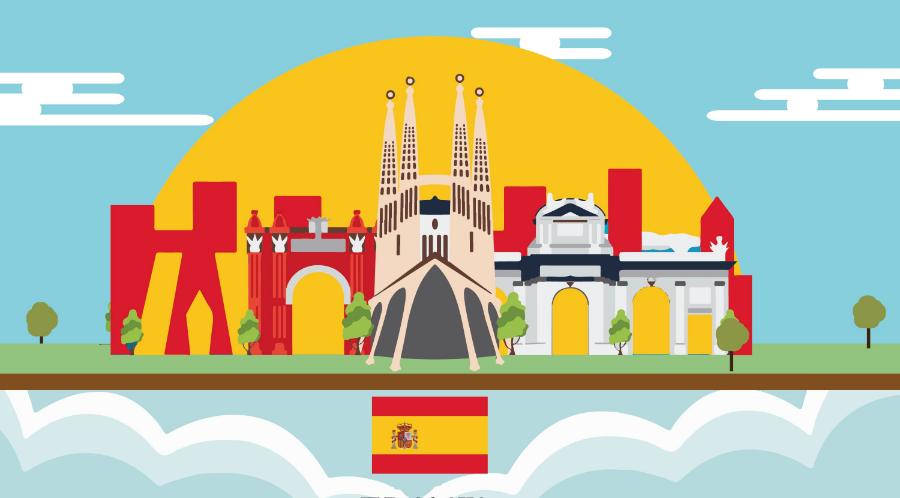 西班牙留学