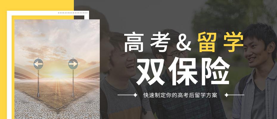 2019高考&留学双保险