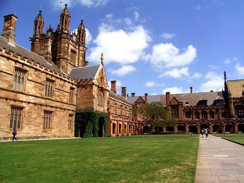 悉尼大学图书馆,南半球规模最大的大学图书馆