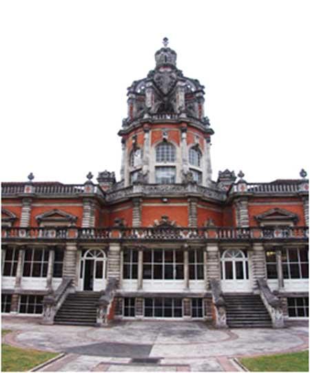 校园风光3; [英国]伦敦大学皇家霍洛威学院--浙江在线-留学频道