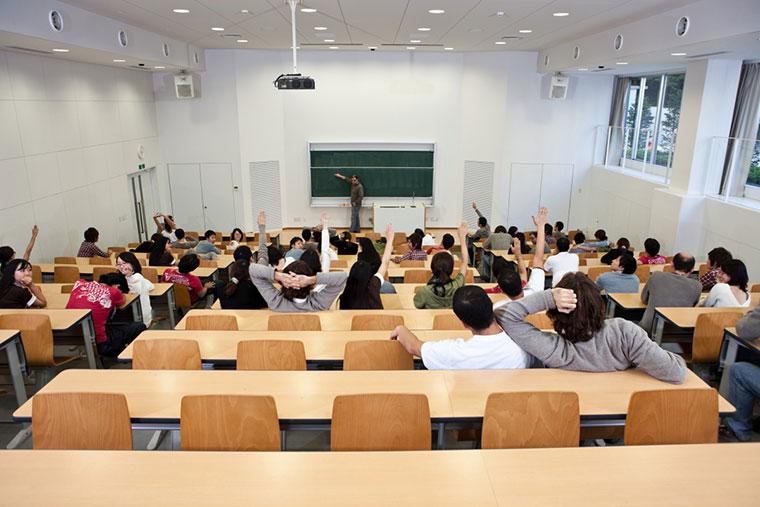 亚洲大学排名