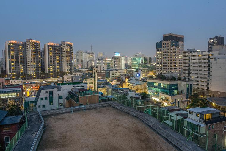 韩国大学排名